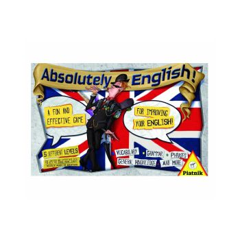 Absolutely English! - Sprachspiel, Lernspiel von Fay MacSween & Kelly James
