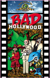 Bad Hollywood - Kartenspiel, Gl�cksspiel von Mark Sienholz