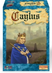 Caylus - Brettspiel / Strategiespiel von William Attia