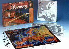 Diplomacy Brettspiel