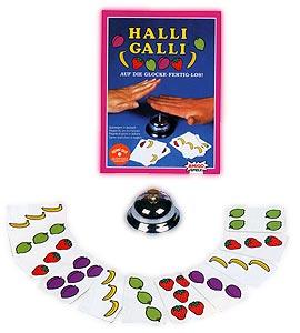 Halli Galli Karten