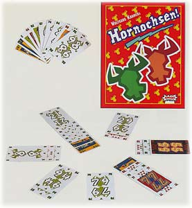 Hornochsen Spiel