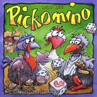 Pickomino - English Edition of Heckmeck am Bratwurmeck - Game from Reiner Knizia