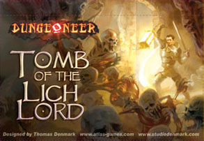 Dungeoneer - Tomb of the Lich Lord - Die Original-Ausgabe von Atlas Games